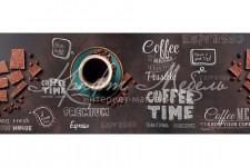 Фартук для кухни 57 Душевная кухня Время кофе