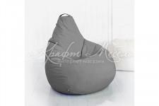 Кресло-мешок Студент NEW Серый