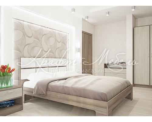 Набор для спальни №2 (модульный) Соната