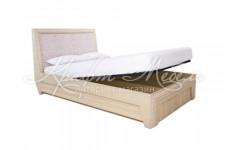 Кровать 14ПМ с подъемником Калипсо (Туя светлая) 1,4 м
