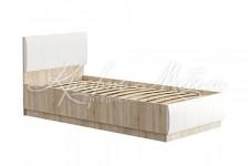 Кровать одинарная 303 (900 мм) Линда