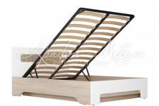 Кровать с ПМ (1200 мм;1400мм;1600мм) Палермо-3