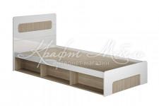 Кровать с ПМ (Д2048хВ903хШ960 мм) Палермо-3