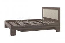 Кровать КР №14 ЛДСП (2030*1640*1000) Аврора