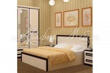 Кровать Грация (1,6м;1,4м)