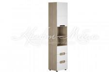 Шкаф комбинированный (Д451хВ2078хГ381 мм) Палермо-3