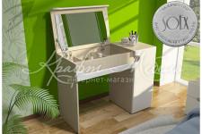 Стол туалетный (Д1000хВ750хГ445мм) Палермо