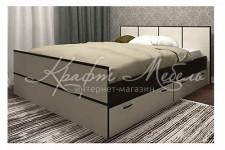 Кровать с ящиками Весна (Сакура)